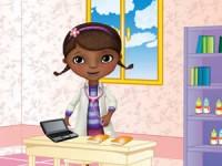 Doc McStuffins New Clinic