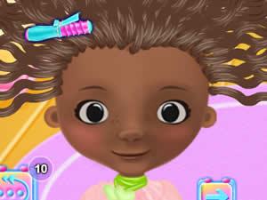 Doc Mcstuffins Fantasy Hairstyle