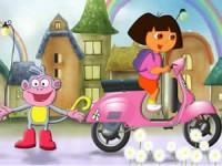 Dora Accident Game