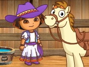 Dora Barn Activities
