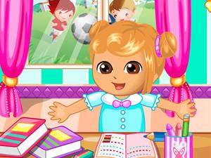 Dora Classroom Slacking