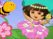 Dora Flower World