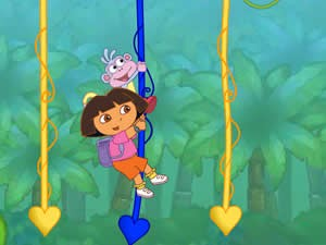 Dora Lost Valentine