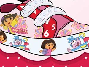 Dora Lovely Sneaker