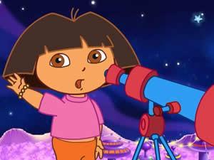 Dora Mor Gezegen