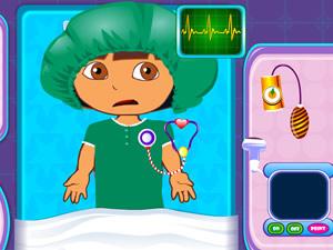 Dora Stomach Surgery