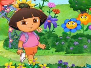 Dora the Explorer: Exploring Isa Garden