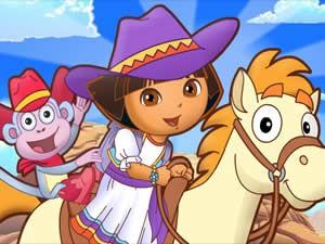 Dora's Pony Adventure