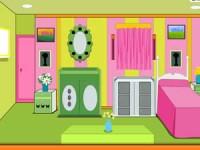 Escape Colored Baby Room