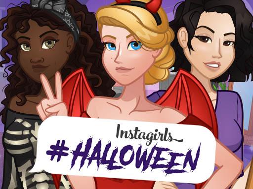 Instagirls Halloween Dress Up