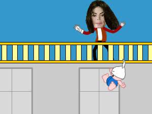 Michael Jackson Baby Crop