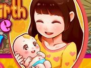 Mom Give Birth Newborn Babys