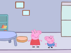 Pink Pig Decorate Room