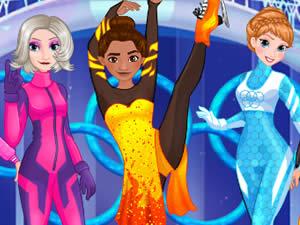 Princess Winter Olympics