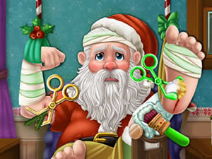 Santa Hospital Recovery