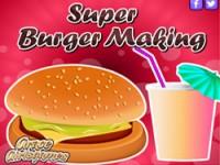 Super Burger Making