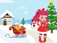 Baby Boo Christmas Decoration