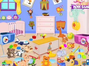 Clean Up Baby Room