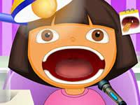 Cure Doras Mouth