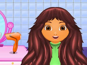 Cute Dora Hair Cuts