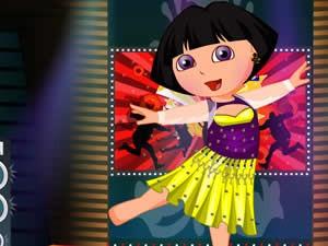 Dora Ballet Class