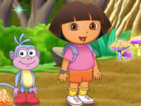 Dora Enchanted Forest Adventure