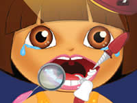 Dora First Teeth