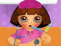 Dora Got Flu