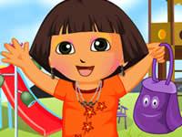 Dora Out To Park Dress Up