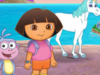 Dora The Secret Of Atlantis