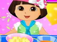 Dora Valentine Day Cake