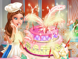 Ellas Wedding Cake