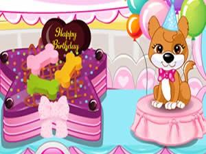 Make Birthday Cake For My Dog