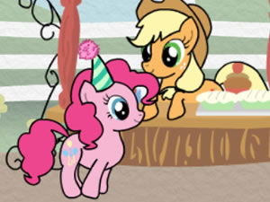 My Pony Birthday Surprise