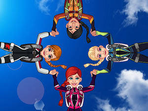 Princess Skydive