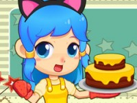 Sllay Making Cake