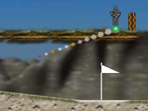 Gem Golf Game