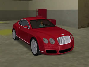 Bentley Hidden Car Tires