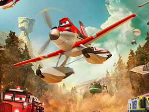 Disney Planes Hidden Keys