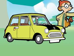 Play Mr. Bean Car Parking online for Free - POG.COM