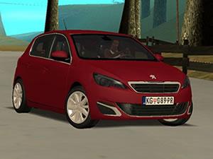Peugeot Hidden Car Keys