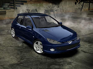 Peugeot Hidden Tires