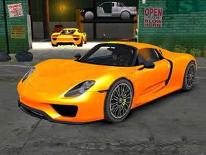 Porsche Car Keys