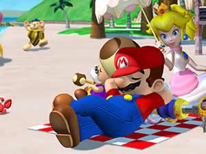 Super Mario Hidden Letters