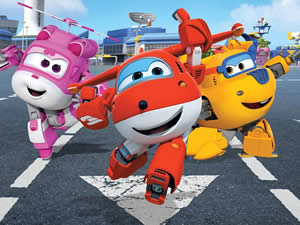 Super Wings Hidden Keys