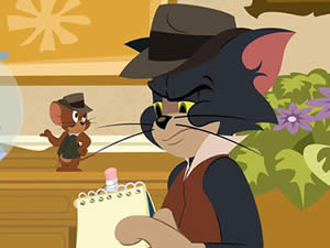 Tom and Jerry Hidden Numbers