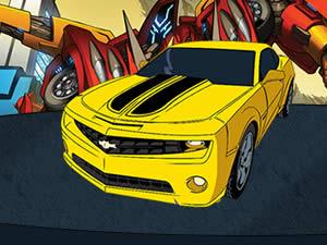Transformers Car Keys