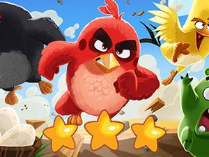 Angry Birds Hidden Stars