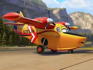 Disney Planes Hidden Tires