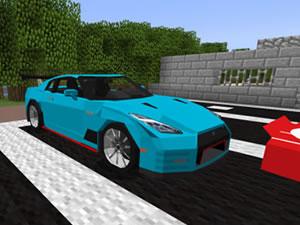 Minecraft Hidden Wheels